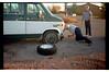10/30/1987 - Flat tire in Nashville