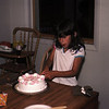 Meredith's birthday 1988