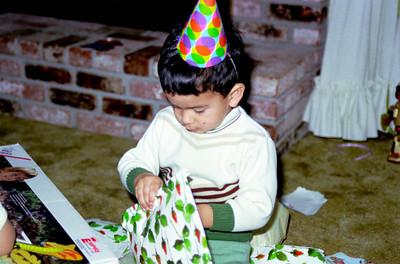 1988 - Gabriel's Birthday Party