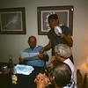 (Early) 70th birthday party for John Daniels
