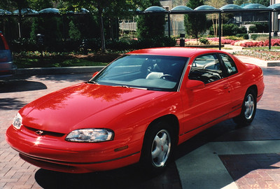 Russell Bellmor's 1995 Monte Carlo 10-1994 01