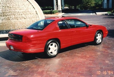 Russell Bellmor's 1995 Monte Carlo 10-1994 03