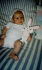 Hannah, 2 months, June 1995.