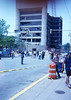 Scenes from the Oklahoma City. OK, bombing of the Alfred P. Murrah Federal Building, April 19, 1995.  Photos taken about two weeks later.