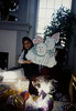 Baby shower for Minda in Dallas, March, 1995.
