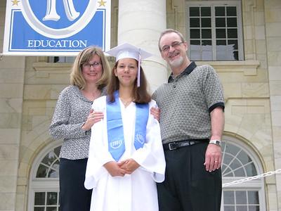 Bonnie's HS Graduation