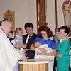 Patrick's baptism