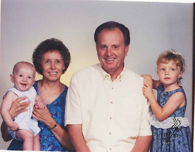 This is Reatha, David Parks Paig and jake Edberg grandchildren.