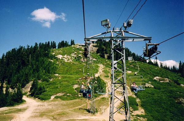 Grouse Mountain Trip