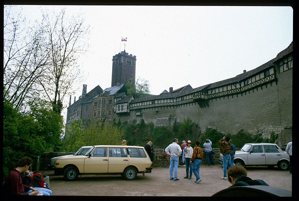 1991 Wartburg - unbearbeitet