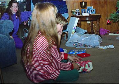 1992-1993 Christmas