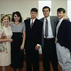 Ross Peebles Family, Ann, Amy, Kirk, Ross, Chris- 1996