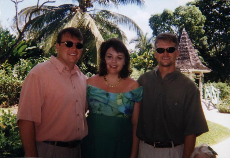 Chris & Amy & Kirk 2