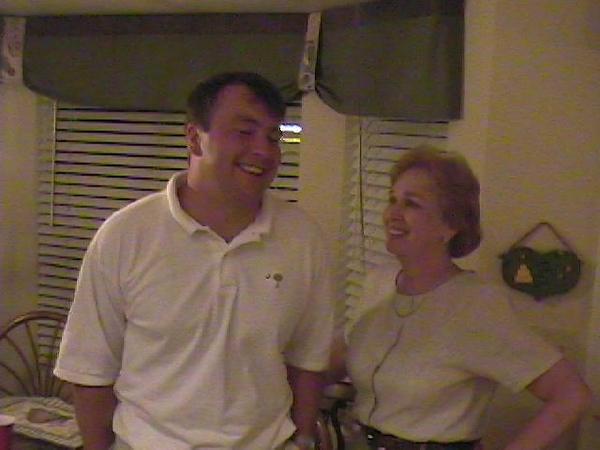 Chris and Ann Aug 23 1999 #2 Movie Frame