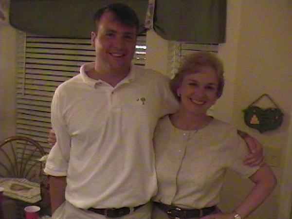 Chris and Ann Aug 23 1999 #3 Movie Frame