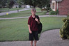 1st day of 6th grade, Aug. 15, 2011
