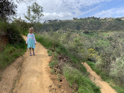 Hike 5: Franklin Canyon