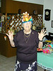 Grandma with Easter Hat 2