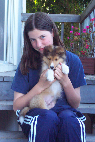 2001: Cody's 1st months