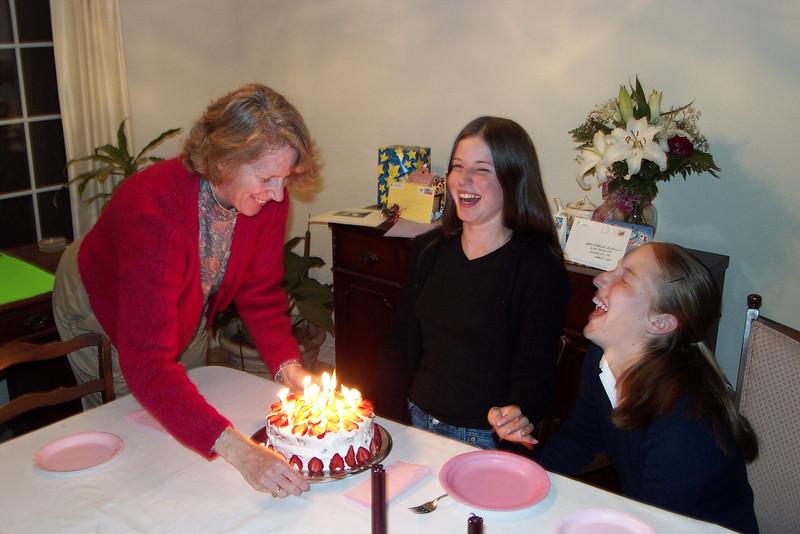 2002: 13th birthday
