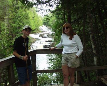 2004; Maine; White; Water; Raft; Trip