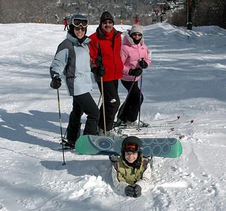 2005; Feb; Ski; Trip