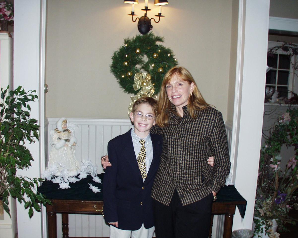 2001 Christmas - Bretton Woods