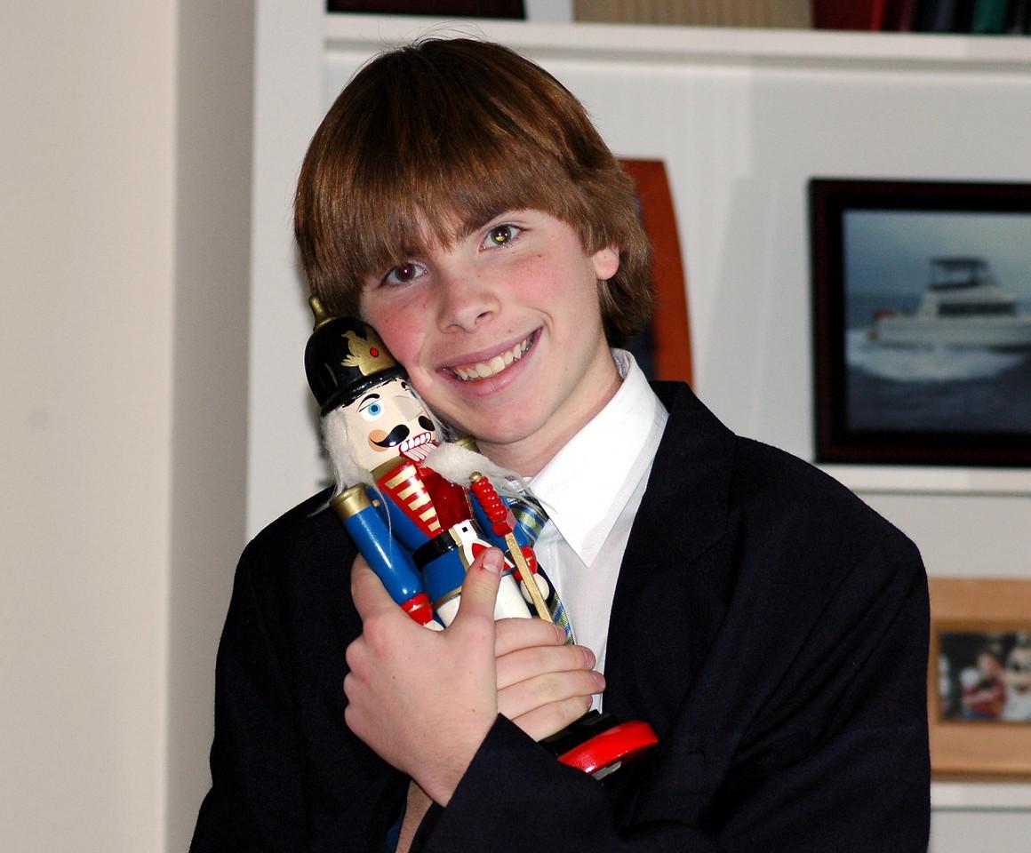 2005; Christmas; Mike
