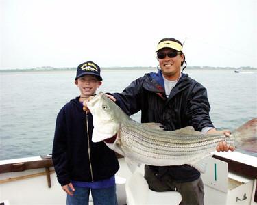 2002; Nantucket; Fishing; Trip