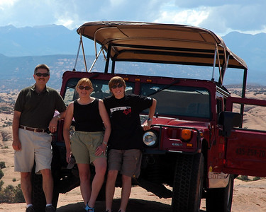 2005; August; Utah; Hummer