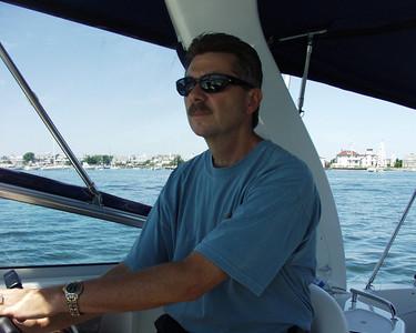2001; Captain; Ladd