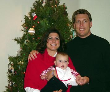 2004; Dave's; family; XMAS