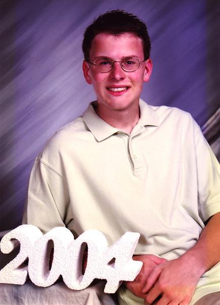 Justin Bellmor August 2003