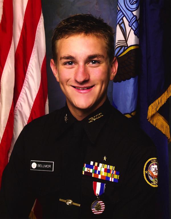 Morgan Bellmor October 2003