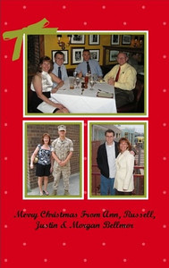 2008 Bellmor's Christmas Card