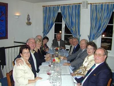 2000 England Wedding Dinner & Other