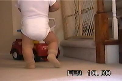 Feb 2000 B'ham Nicholas upside down