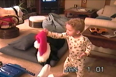 Jan 2000 Roscoe Nicholas playing