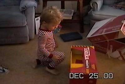 Dec 19, 2000 B'ham Bing bag jumping