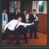 Ralph and Chad fighting for the garter.