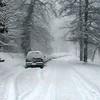 Winter Blizzard 2000 Looking East