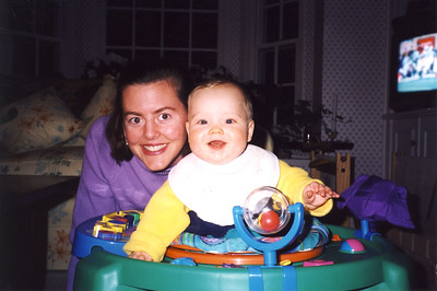 Jack in Super Saucer & Amy