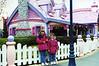 Mammy & Appy and Wintons trip to Disney World, Orlando, FL, Dec. 2000-January 2001.