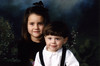 Rachel & Grant, 2000.