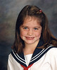 Olivia, ESD school photo, 1st grade, 2002.