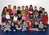 Grant's Pre-K class at St. Alcuin Montessori School, Fall 2002.