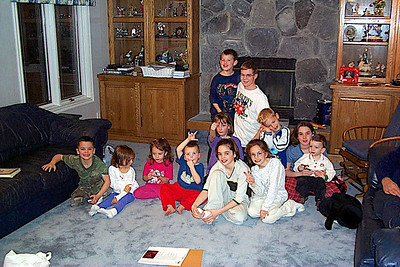 2003-02-16 Family Home Evening
