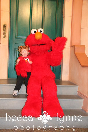 april 13. 2007 elmo body show