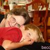 Proud Gigi with Hayden