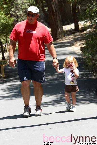 Daddy & Amelia